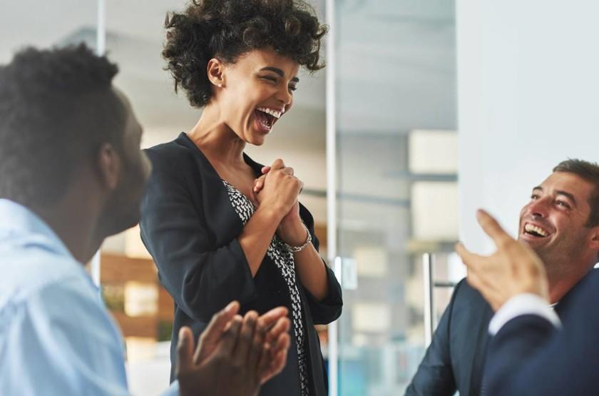 Czy radość w pracy ma znaczenie